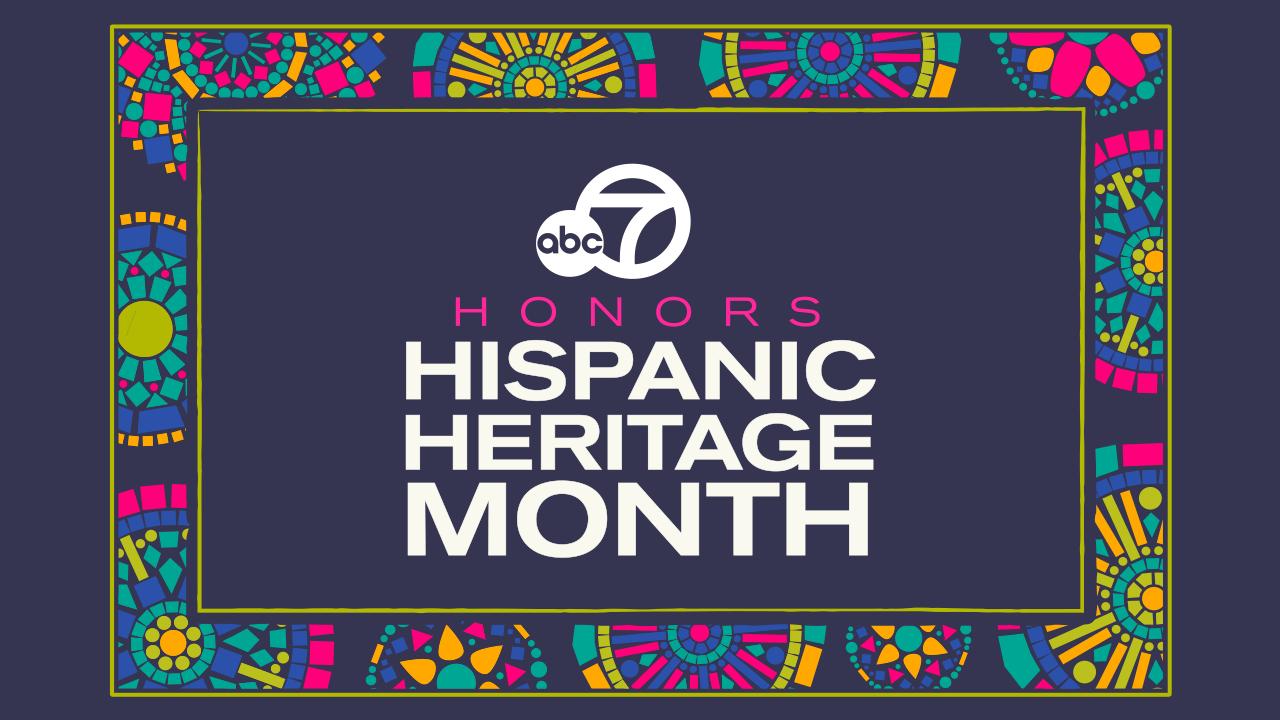 Abc7 Is Proud To Honor Hispanic Heritage Month 2020 Abc7