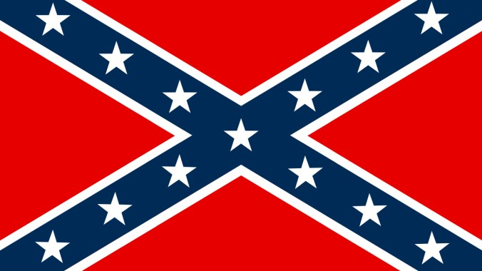 Image result for the confederate flag history