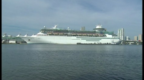 Cruises could resume in US by mid-July with 95% of passengers fully vaccinated, CDC says