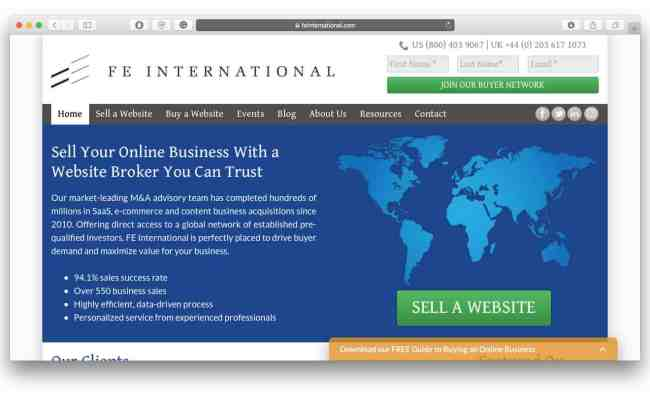 6 Marketplaces To Buy Sell Find An Online Business For Sale