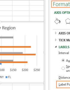 Modifying the vertical axis labels in  bar chart also how to make graph excel rh ablebits
