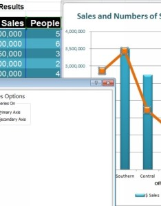 Excel chart plotting on  second axis also tips  tricks for better looking charts in rh ablebits