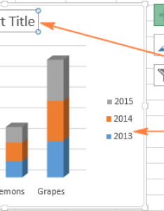 Adding the chart title and legend also how to create  in excel from multiple sheets rh ablebits