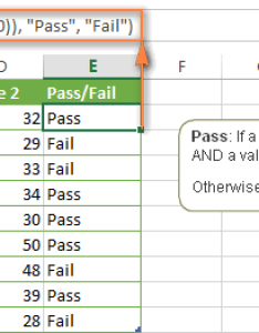 Excel if function with multiple and conditions also statement or nested rh ablebits