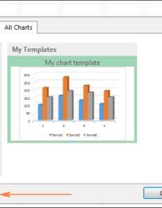 Deleting  chart template in excel also how to make graph and save it as rh ablebits