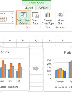 Swaping the vertical and horizontal axes in chart also excel charts add title customize axis legend data labels rh ablebits