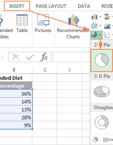 Creating   pie chart in excel also how to make rh ablebits