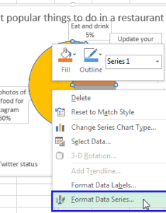 Select the option format data series  also rotate charts in excel spin bar column pie and line rh ablebits