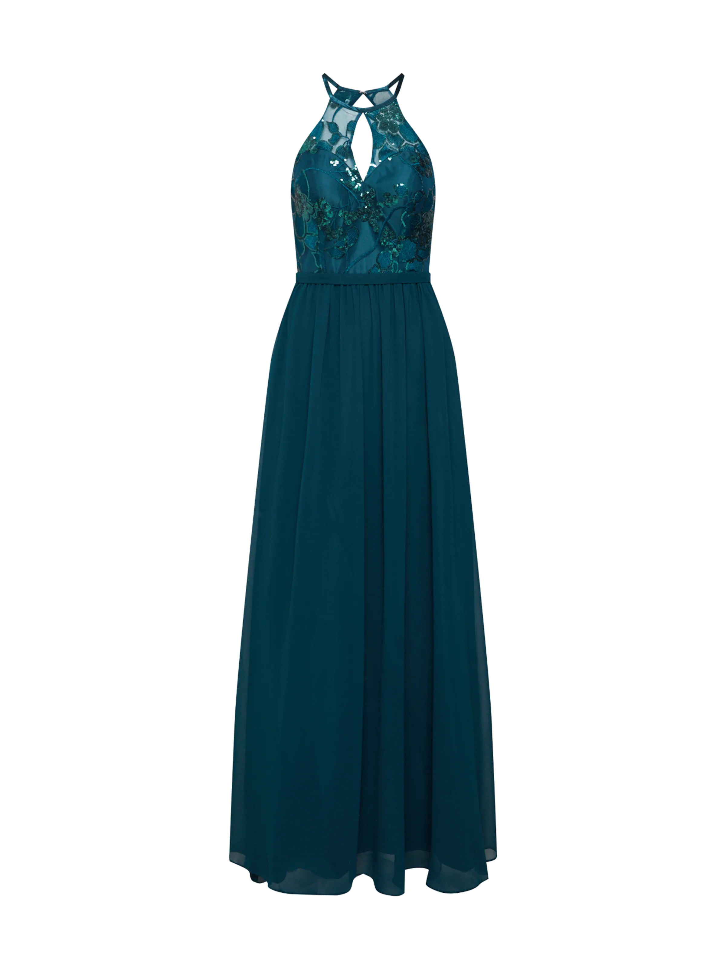 mascara Kleid in grn  ABOUT YOU