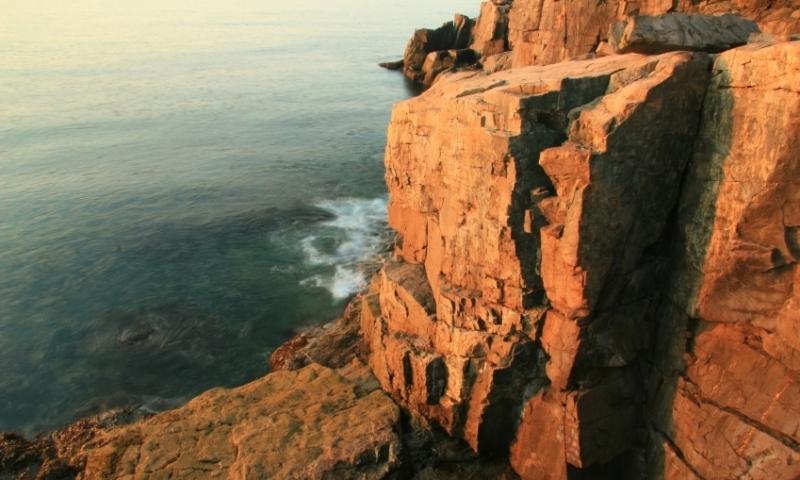 Otter Cliffs Maine  AllTrips