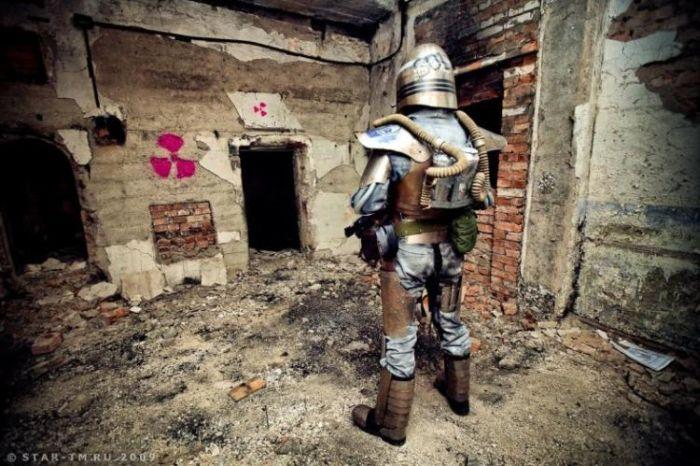 Power Armor Fallout 4 Nuka World