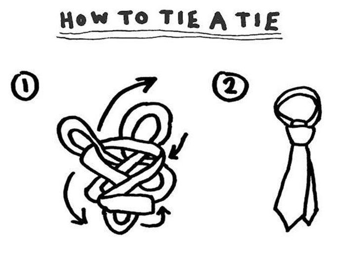 Funny How-to Guides (34 pics)