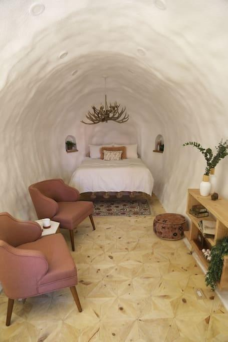 House Inside A Giant Potato 14 Pics