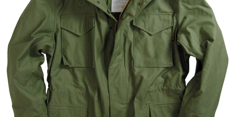M-65 Field Jackets: Military-Inspired Styles for Fall