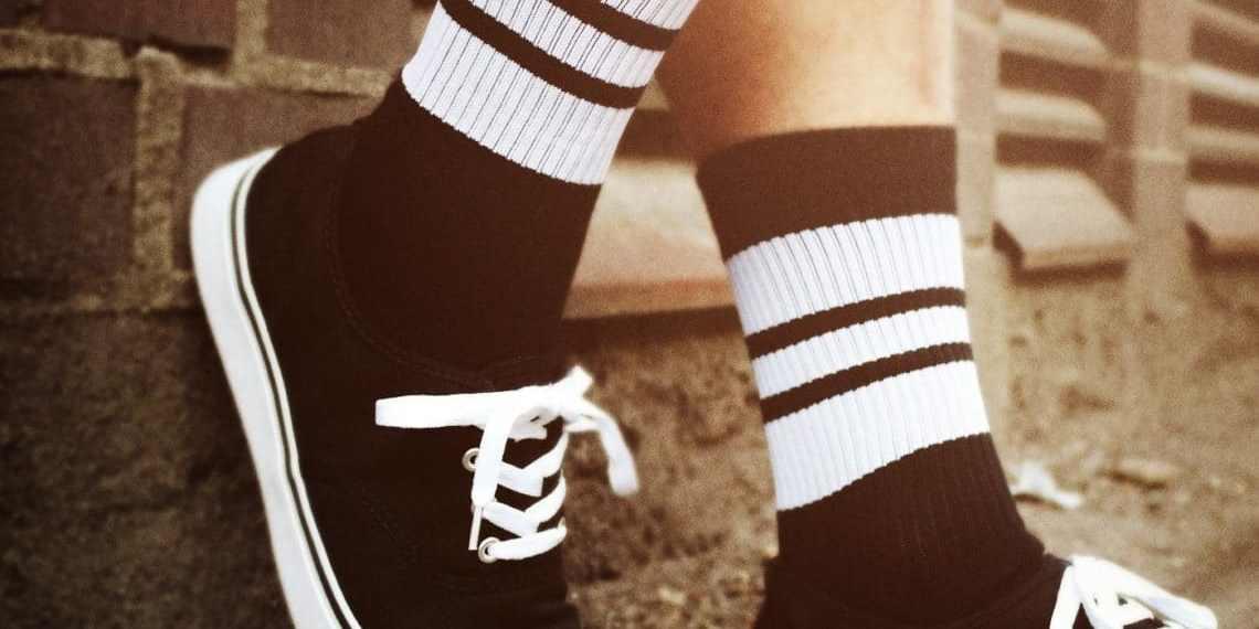 High Socks and Skate Shoes... Back?