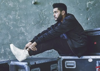The Weeknd X Puma Collaboration