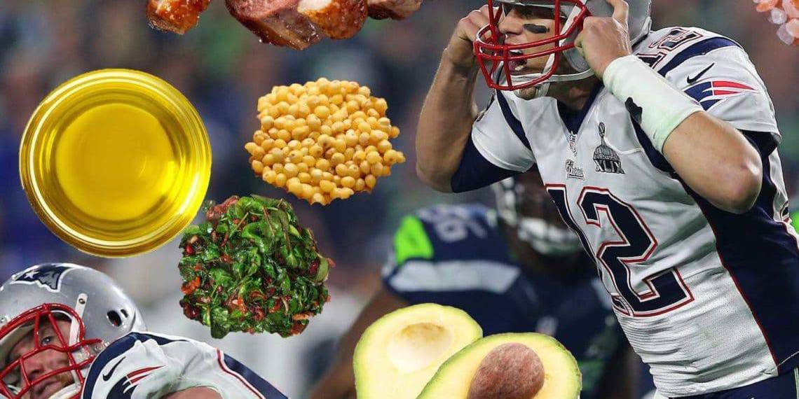 The Tom Brady Diet