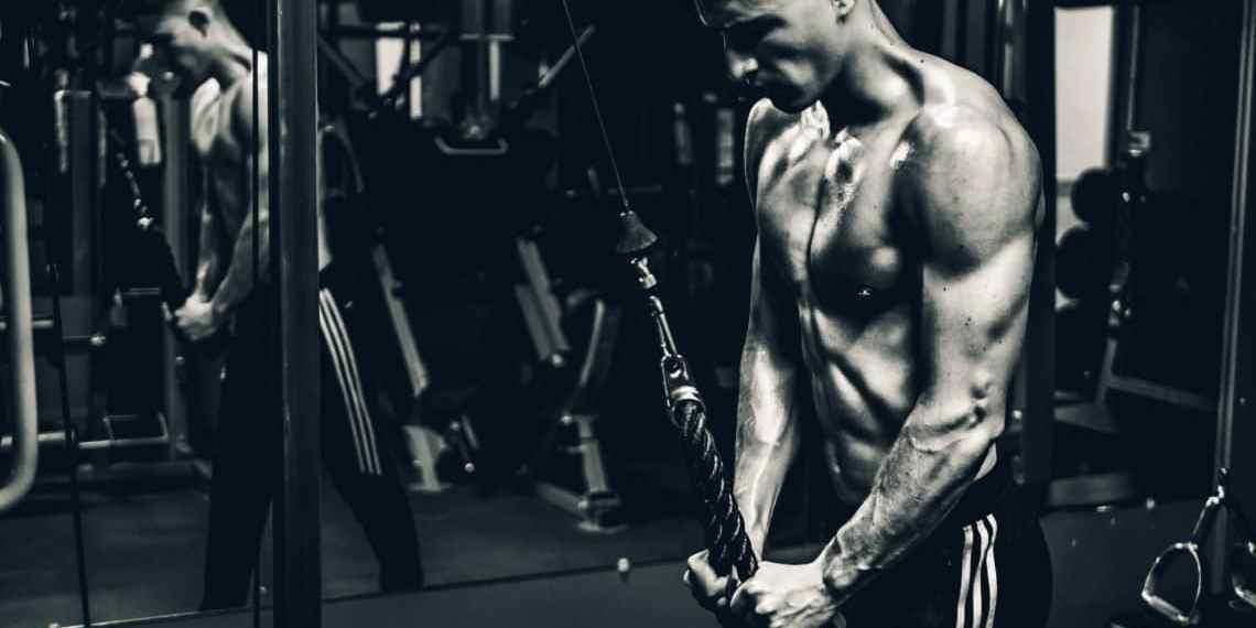 Arm-building superset workout