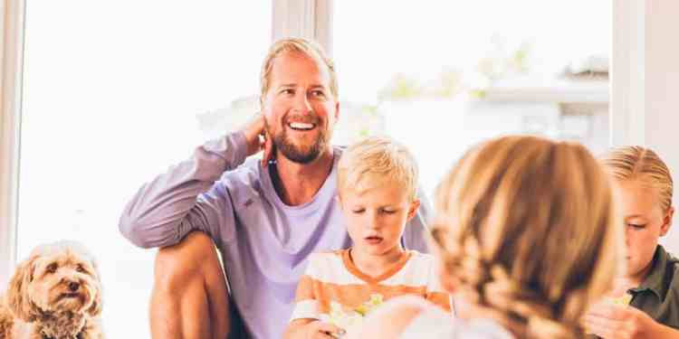 The Role of Dad's in Today's Culture
