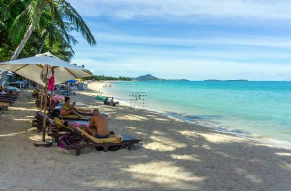 Koh Samui beaches