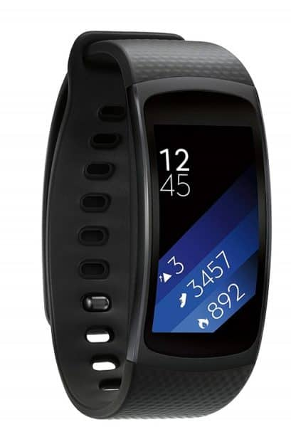Samsung Gear Fit 2 Pro fitness tracker