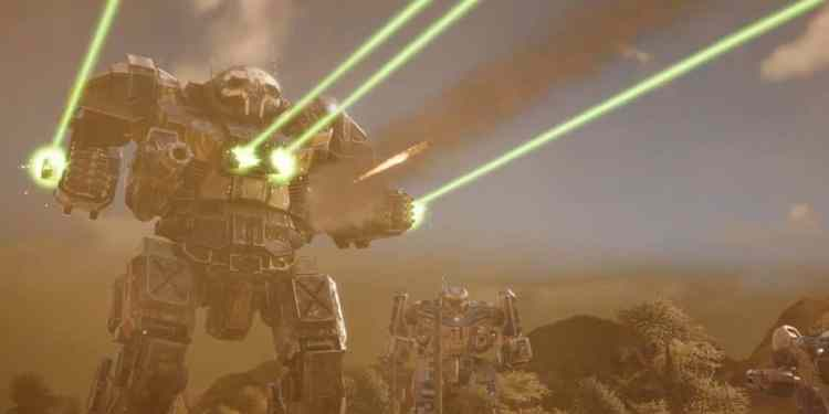A screenshot of BattleTech Atlas while in gameplay.