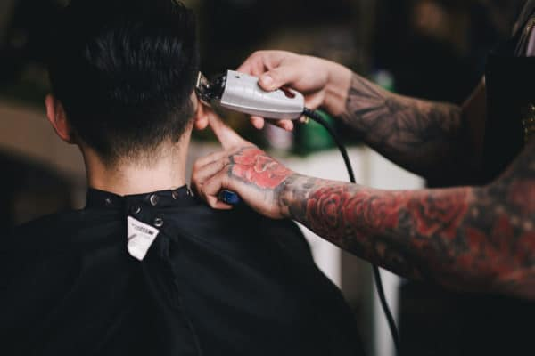 Grooming Resolutions - Schedule your trip to the barber