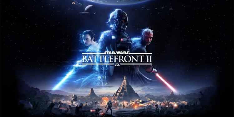 Star Wars Battlefront 2 Title Image