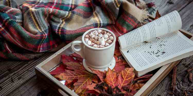 If you haven't tried the Hygge life, you should.