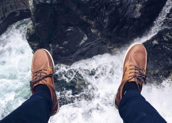 Not sure how you to wear your boatshoes? Here are some tips on how you can rock them