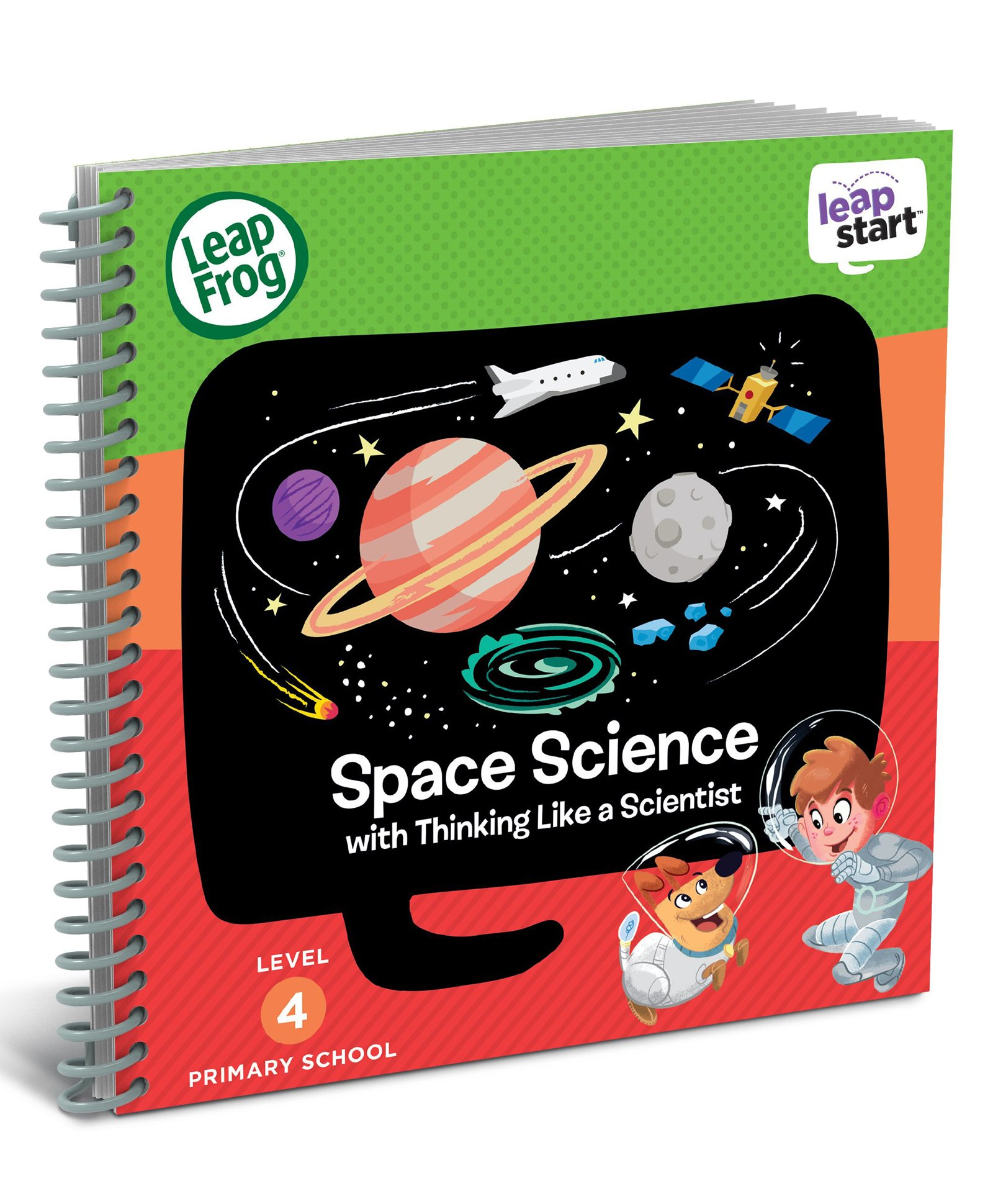 Leap Frog Space Science With Thinking Like A Scientist