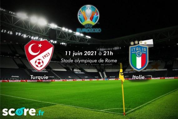 Euro 2020 Turquie - Italie en ouverture: Que la fête commence !