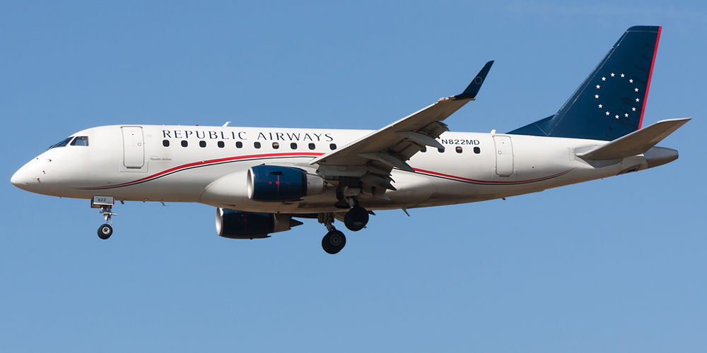Republic Airlines Airline Code Web Site Phone Reviews