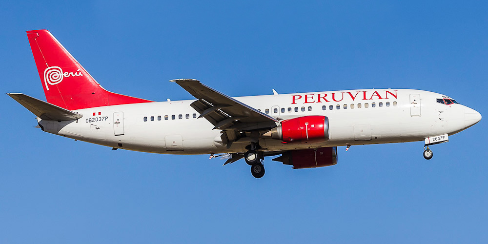 Peruvian Airlines. Airline code. web site. phone. reviews and opinions.