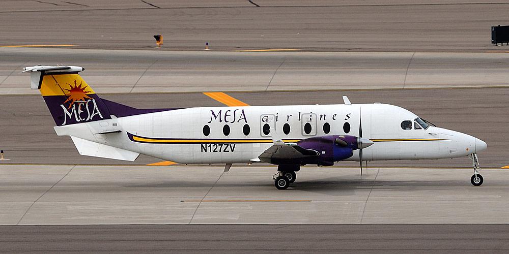 Mesa Airlines Flight Attendant