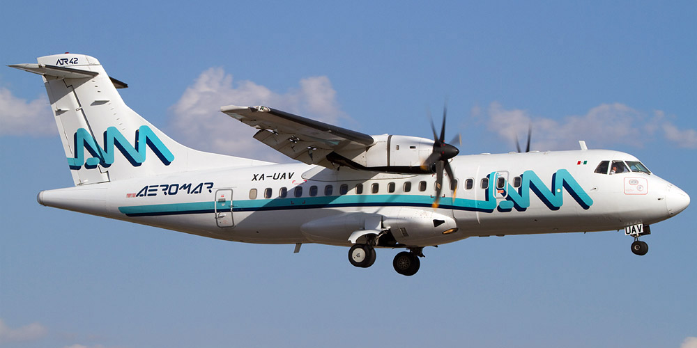 Aeromar. Airline code. web site. phone. reviews and opinions.