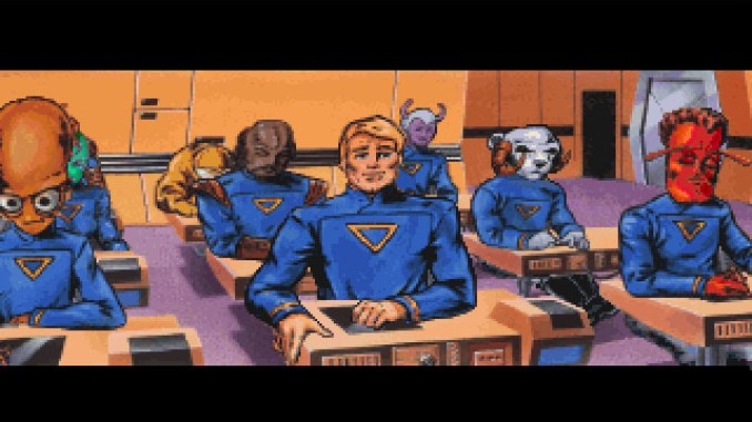 Space Quest Collection screenshot 3