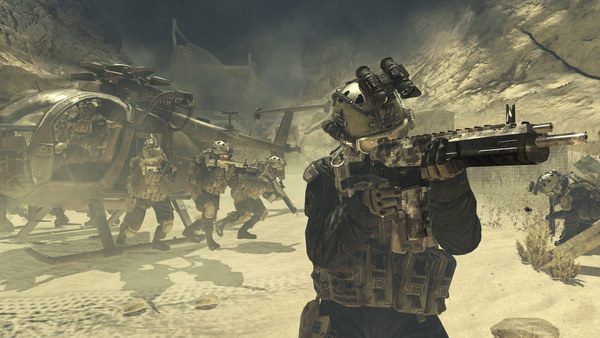 Call Of Duty Modern Warfare 2 Iw4play Mpsp Nosteam