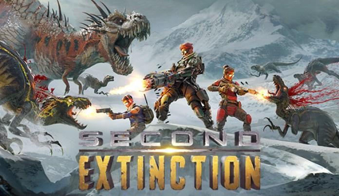 Second Extinction™ on Steam