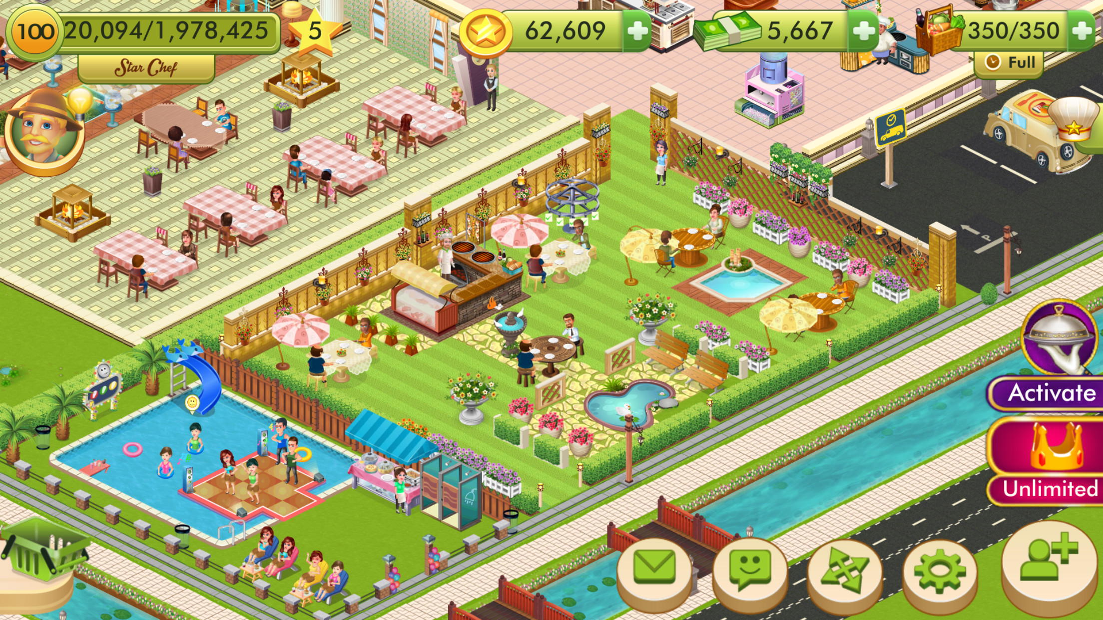 Star Chef: Cooking & Restaurant Game Steam Discovery