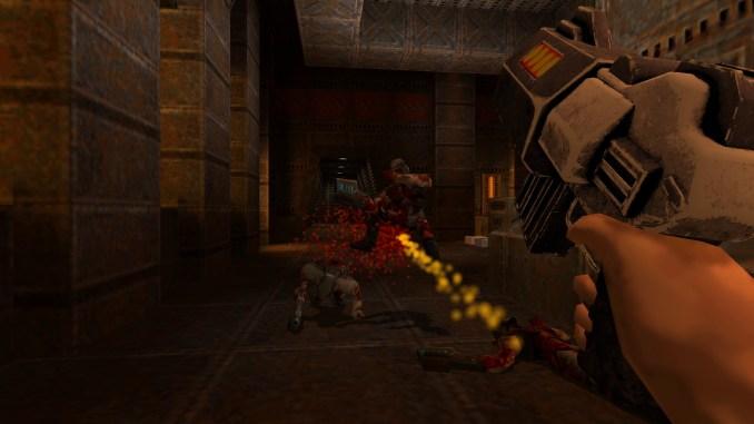 Quake II RTX screenshot 3