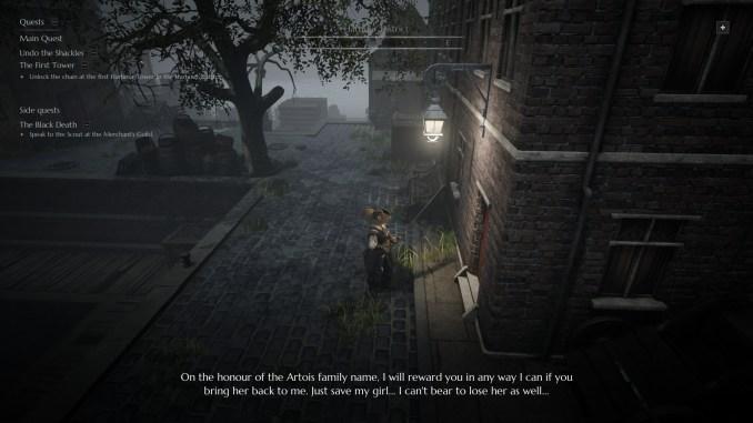Black Legend screenshot 1