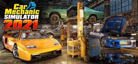 Save 5% on Car Mechanic Simulator 2021