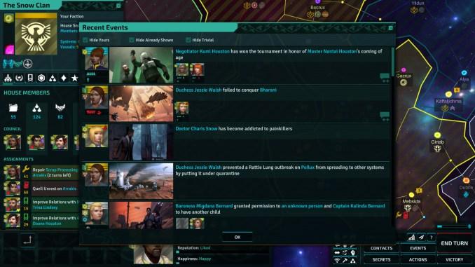 Star Dynasties screenshot 3