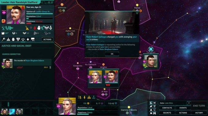 Star Dynasties screenshot 2