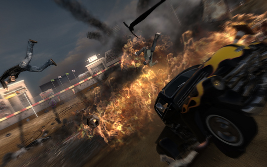 FlatOut Ultimate Carnage descargar