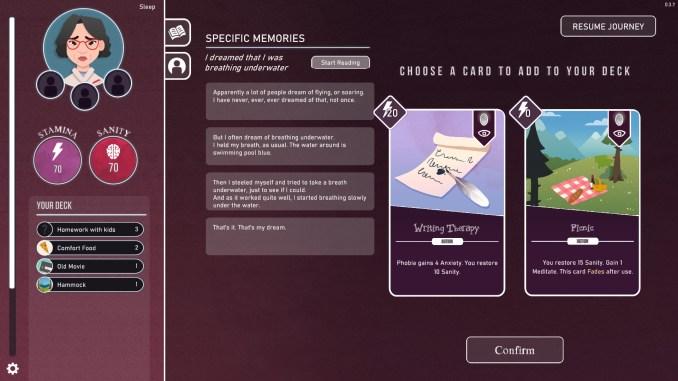 Neurodeck: Psychological Deckbuilder screenshot 3