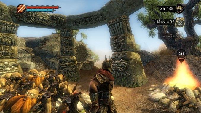 Overlord + Raising Hell screenshot 1