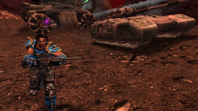 Unreal Tournament 2004: Editor's Choice Edition screenshot 1