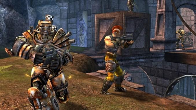 Unreal Tournament 2004: Editor's Choice Edition screenshot 3